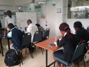 Electrro pneumatics training